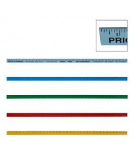 Colorful Enameled Yardstick