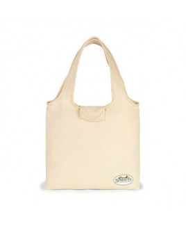 Willow Cotton Packable Tote - Natural