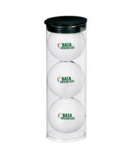 Callaway® Par Pack Tube w/3 Warbird® 2.0 Golf Balls