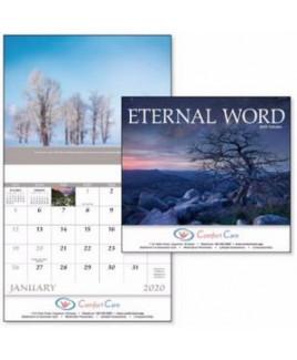 Good Value® Eternal Word Stapled Calendar
