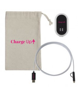Charge On The Go Kit