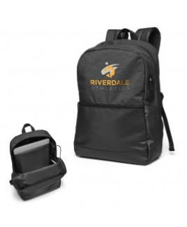 Power Loaded Tech Squad USB Backpack w/PowerBank