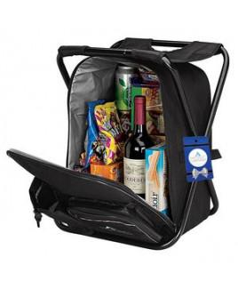 Remington Cooler Backpack Chair & Hangtag
