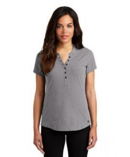 OGIO® Ladies' Tread Henley Shirt