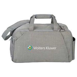 """Zoom® Zip 17"""" Laptop Weekender Duffel Bag"""