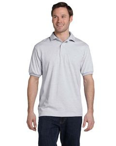 Hanes Printables Adult 50/50 EcoSmart® Jersey Knit Polo