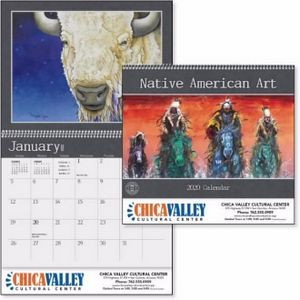 Triumph® Native American Art Calendar