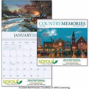 Triumph® Country Memories Calendar