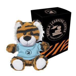 "6"" Terrific Tiger With Custom Box"
