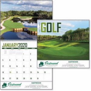 Triumph® Golf Calendar