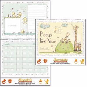 Triumph® Baby's First Year by Rachelle Anne Miller Calendar