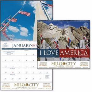 Triumph® I Love America Calendar