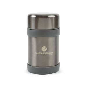 Aviana™ Alps Double Wall Stainless Food Jar - 12 oz. - Charcoal