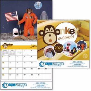 Triumph® Monkey Business Calendar