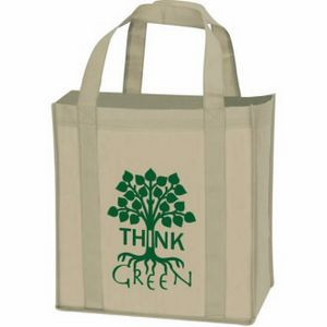 Universal Source™ Non-Woven Grocery Tote