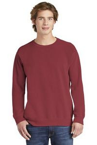 Comfort Colors® Men's Ring Spun Crewneck Sweatshirt