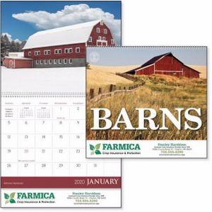 Triumph® Barns Calendar