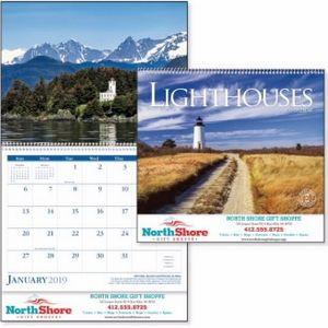 Triumph® Lighthouses Calendar