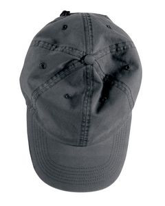 Authentic Pigment Accessories Direct-Dyed Twill Cap