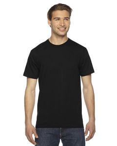 American Apparel Unisex Fine Jersey USAMade T-Shirt