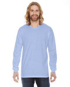 American Apparel Unisex Fine Jersey USA Made Long-Sleeve T-Shirt