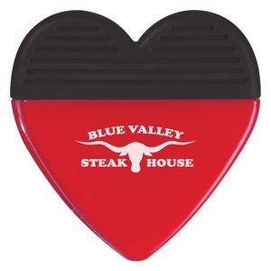 Heart Shape Clip