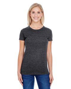 THREADFAST Ladies' Triblend Short-Sleeve T-Shirt
