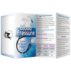 BIC Graphic: Key Point: Blood Pressure Guide & Record Keeper