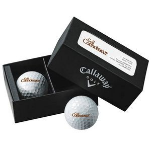 Callaway® 2 HEX Warbird™ Ball Business Card Box