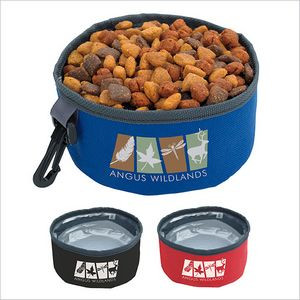 Good Value® Collapsible Pet Bowl