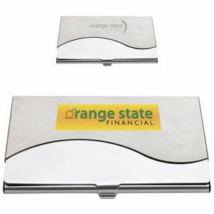 Good Value® Premium Business Card Holder