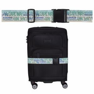 Universal Source™ 4 Color Process Luggage Belt