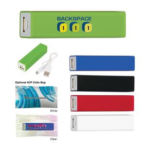 UL Listed Charge-N-Go Power Bank