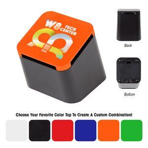 Slanted Cube Wireless Speaker
