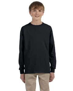 Jerzees Youth DRI-POWER® ACTIVE Long-Sleeve T-Shirt
