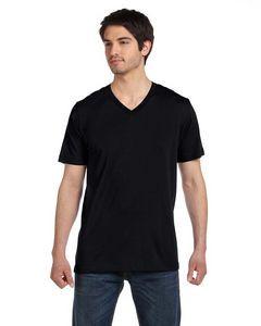 Canvas Unisex Jersey Short-Sleeve V-Neck T-Shirt