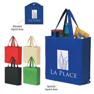 Non-Woven Foldable Shopper Tote Bag
