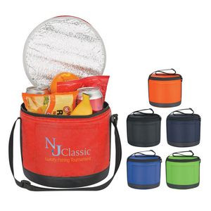 Cans-To-Go Round Cooler Bag
