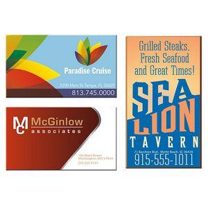 Good Value® Business Card Magnet