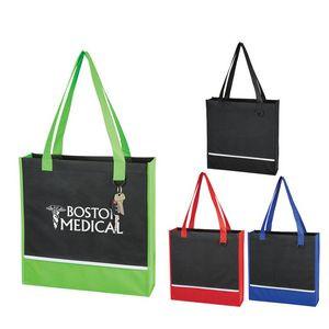 Non-Woven Accent Tote Bag