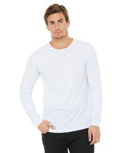 Canvas Unisex Jersey Long-Sleeve T-Shirt