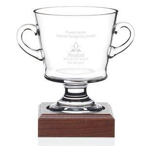 Jaffa® Nantucket Cup w/Wood Base