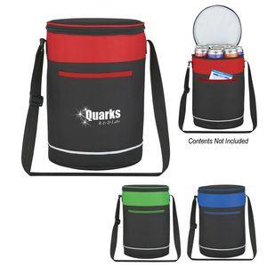 Barrel Buddy Round Cooler Bag