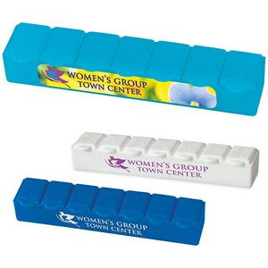 BIC Graphic® 7 Day Strip Pill Box