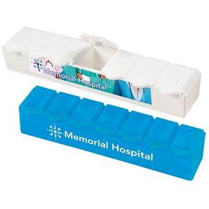 BIC Graphic® Jumbo 7 Day Strip Pill Box