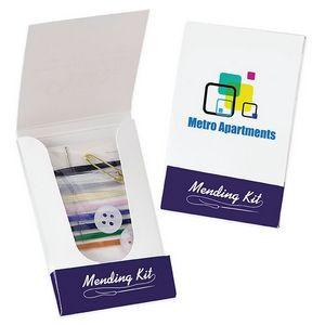 BIC Graphic® Custom Mending Pocket Pack Sewing Kit
