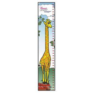 BIC Graphic® Giraffe Growth Chart
