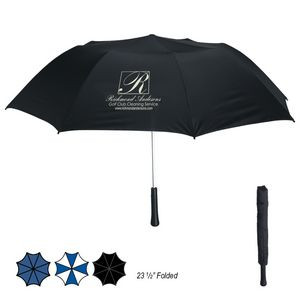 "56"" Arc Giant Telescopic Folding Umbrella"