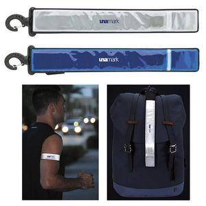 Fitness Flashing Armband w/Bag Tag
