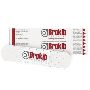 Good Value® Custom-Printed White Bandage